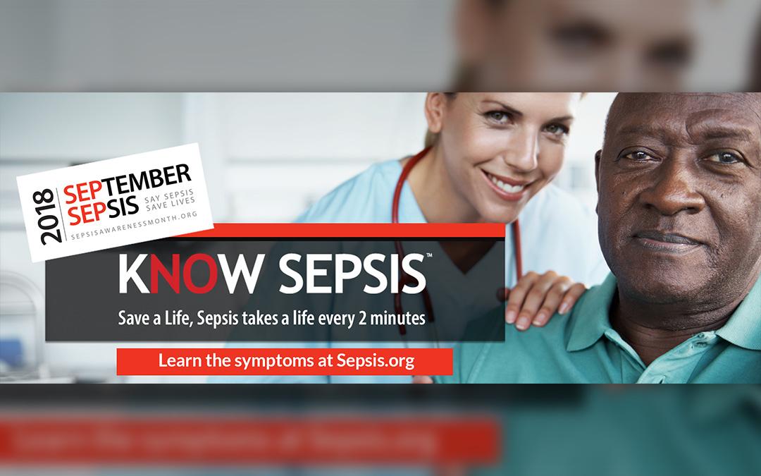 Sepsis Awareness Month 2018